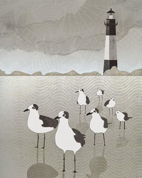 seagull lighthouse